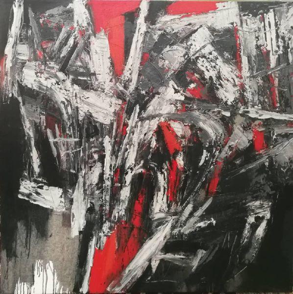 阿旺·達密·阿麥德-《日出靈光》晚霞斑斕 GARISMEGA