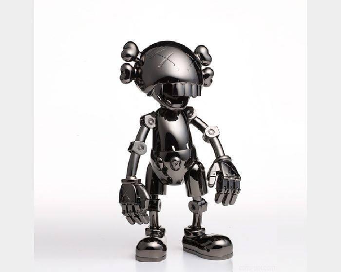 KAWS-沒有未來的同伴 No Future companion