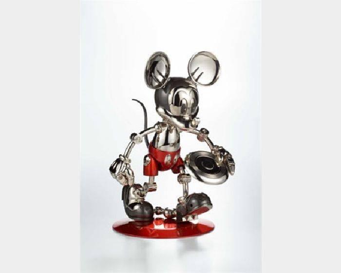 空山基-未來米奇 The Future Mickey