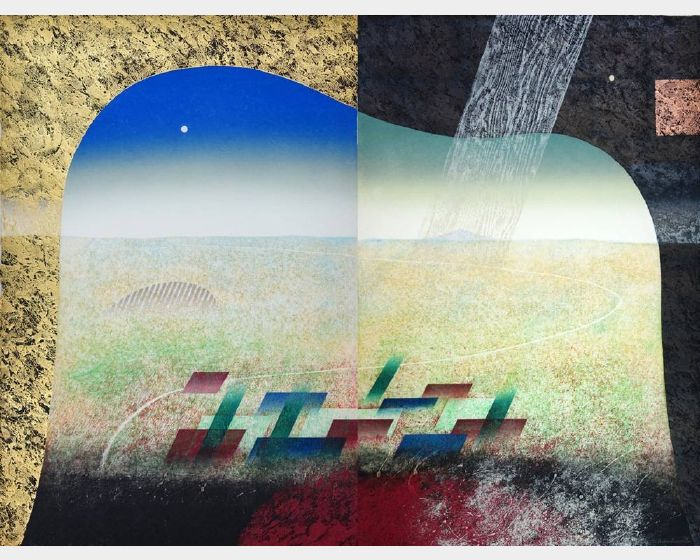為金義勝-The East Horizon-6/20