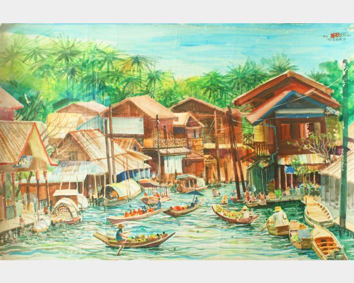 翁大成-泰國曼谷