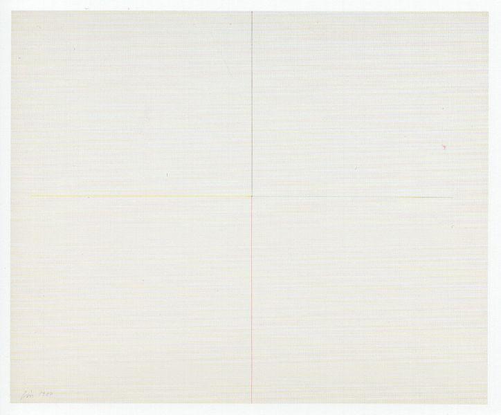 林壽宇-紙上作品 8  Work on Paper 8