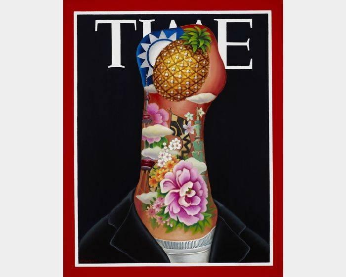 張瑞頻-時代夫人TIME系列之三 TIME Lady 3