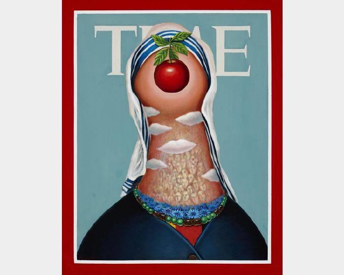 張瑞頻-時代夫人TIME系列之五 TIME Lady 5