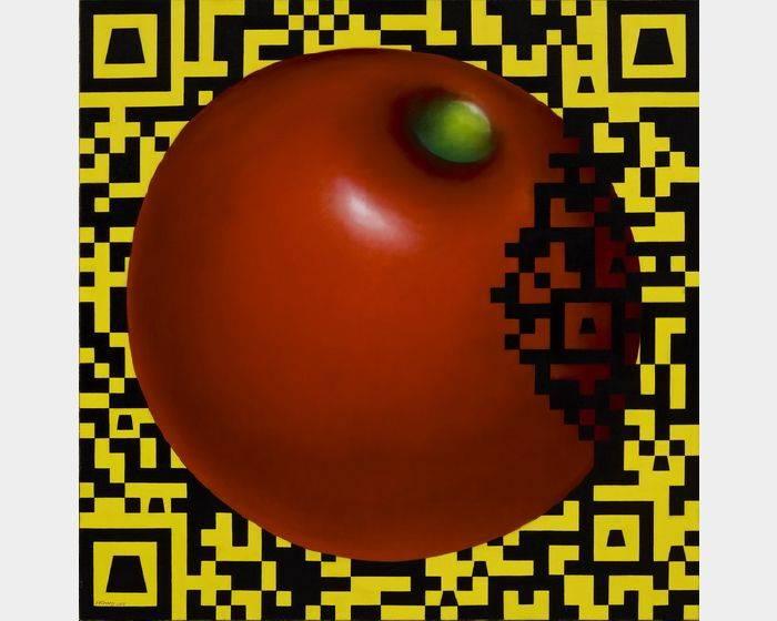 張瑞頻-蘋果之三 Apple 3