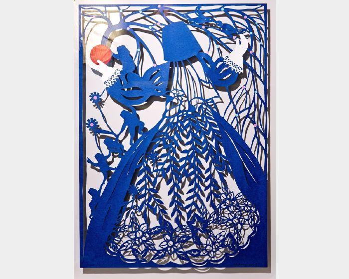 張瑞頻-藍女王