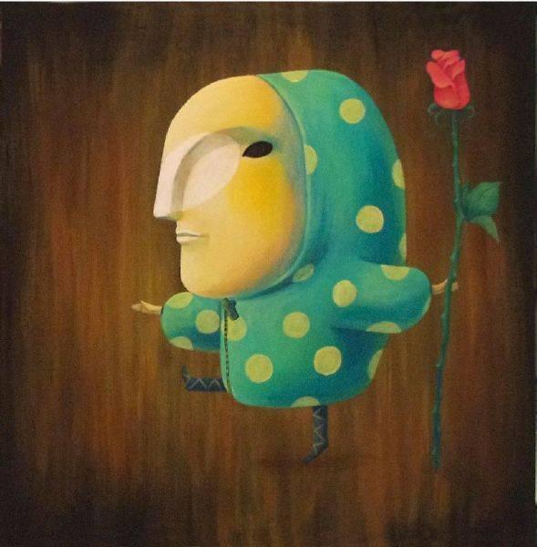 崔永嬿-鎗與玫瑰 (玫瑰)