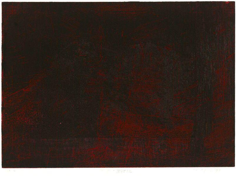 池農深-黑裡紅