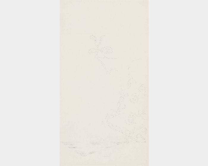 許雨仁-無題細筆水墨系列之二