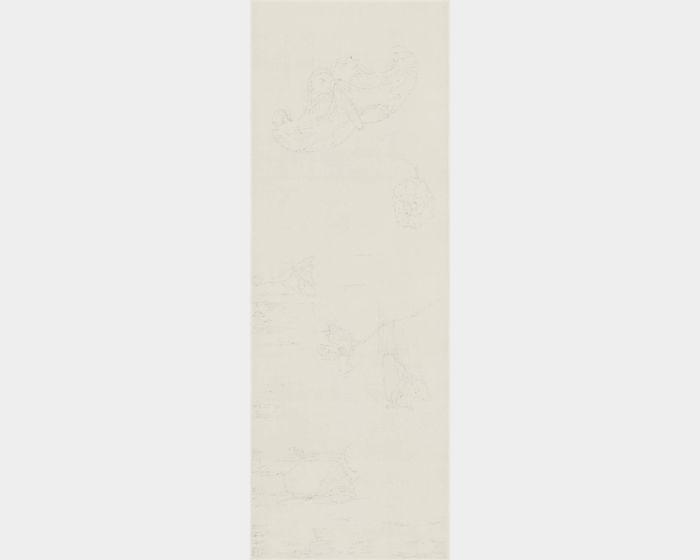 許雨仁-無題細筆水墨系列之一