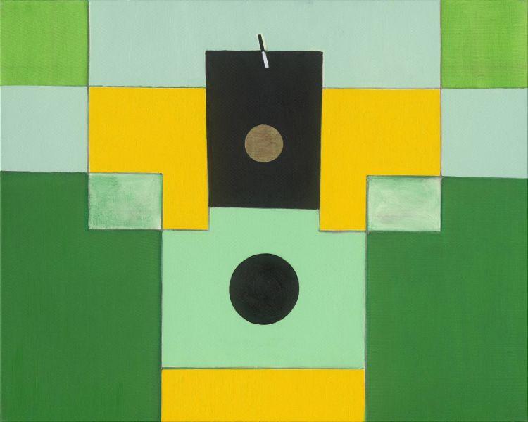霍剛-抽象2017-029