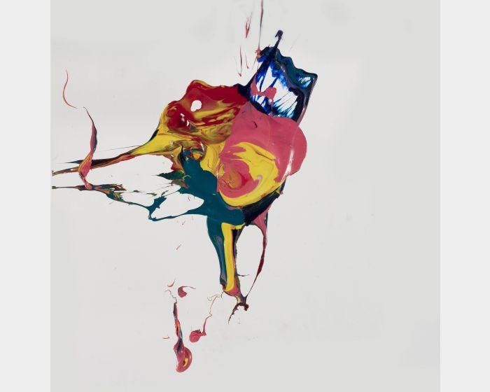 盧征遠-無題12 Untitled-12(100x100cm )