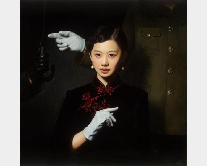 陳承衛-大民國-信仰的指向 Series on the Republic of China- Pointing to the Belief