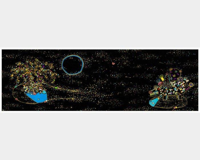 呂英菖-許願池 - 螢火的星空