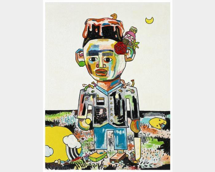 呂英菖-擁有黑色彩虹的孩子