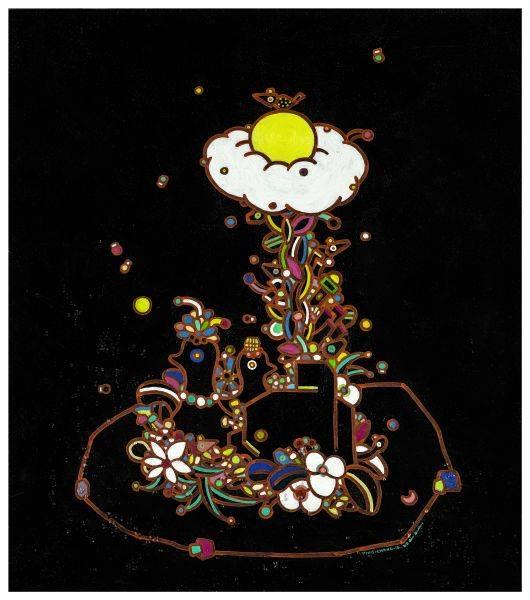 呂英菖-雲朵上的月光