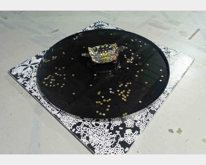 呂英菖-黑色許願池