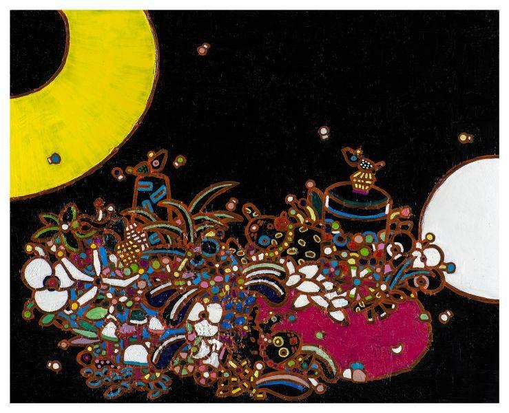 呂英菖-許願池 - 花燭