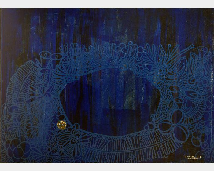 呂英菖-月光下的寶石