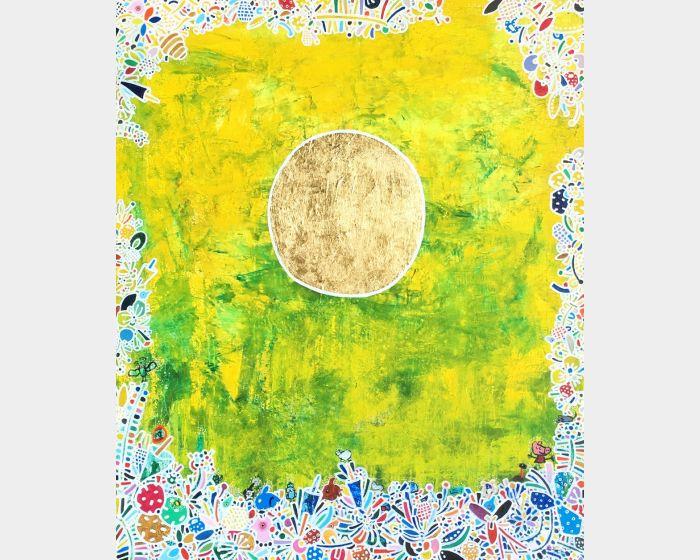 呂英菖-一個大太陽A Big Sun