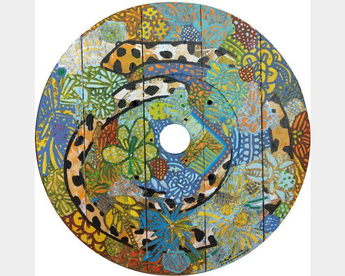 呂英菖-魔法花園Magical Gargen