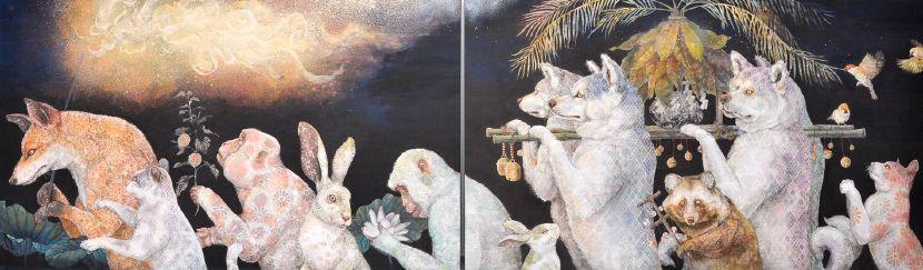 白田誉主也-真夜中ノ祭典