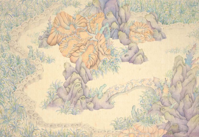 韓妤-草裡繞