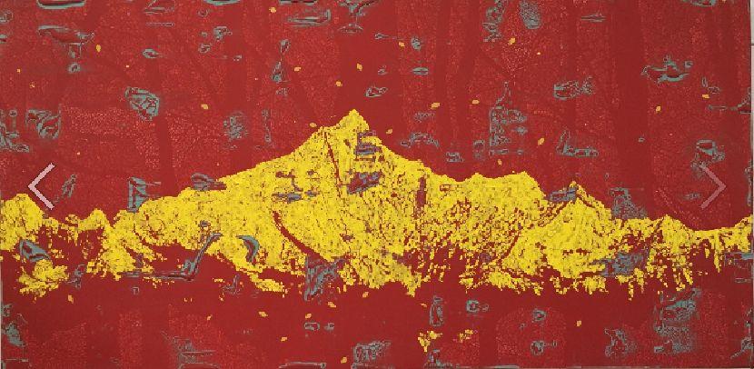傅作新-金色山脈