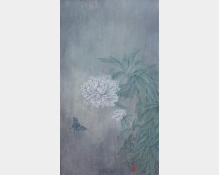 趙秀煥-楚艷枝枝浮