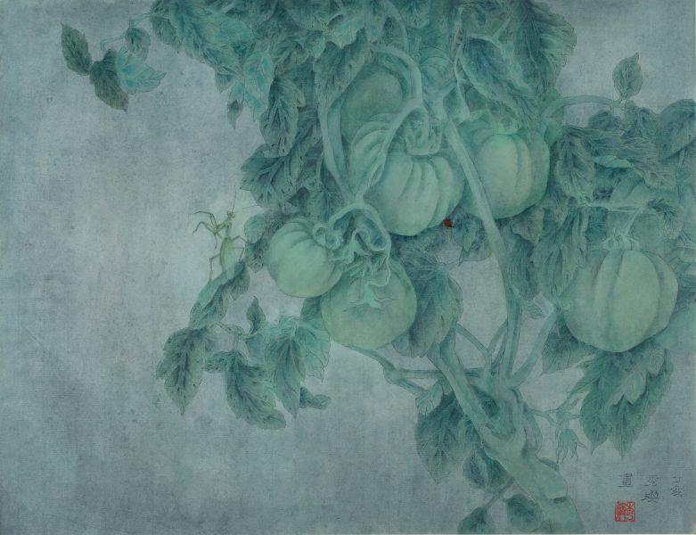 趙秀煥-蔬果