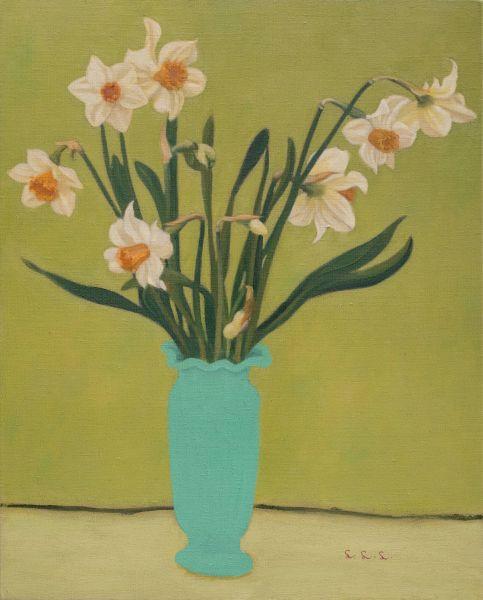 林麗玲-水仙花