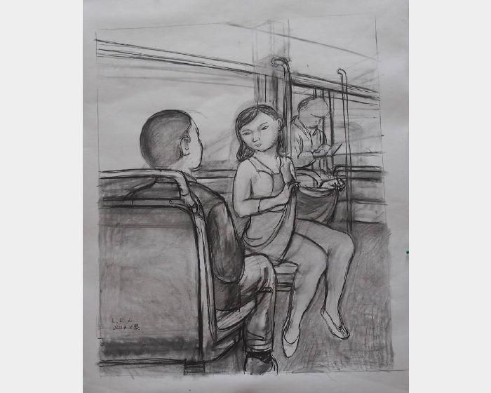 林麗玲-電車