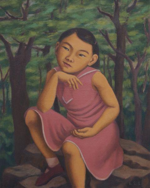 林麗玲-少女