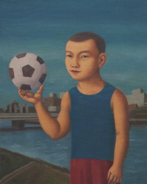 林麗玲-足球男孩