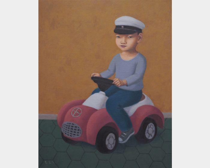 林麗玲-玩具車