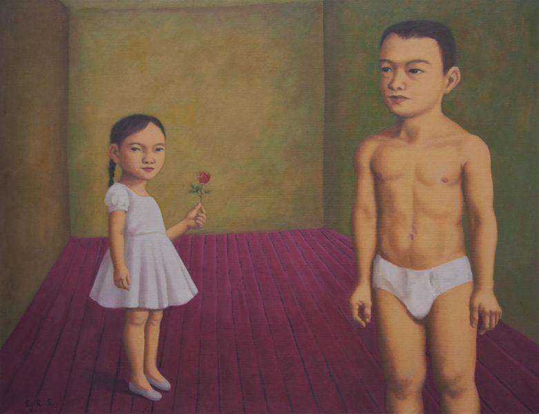 林麗玲-紅色玫瑰