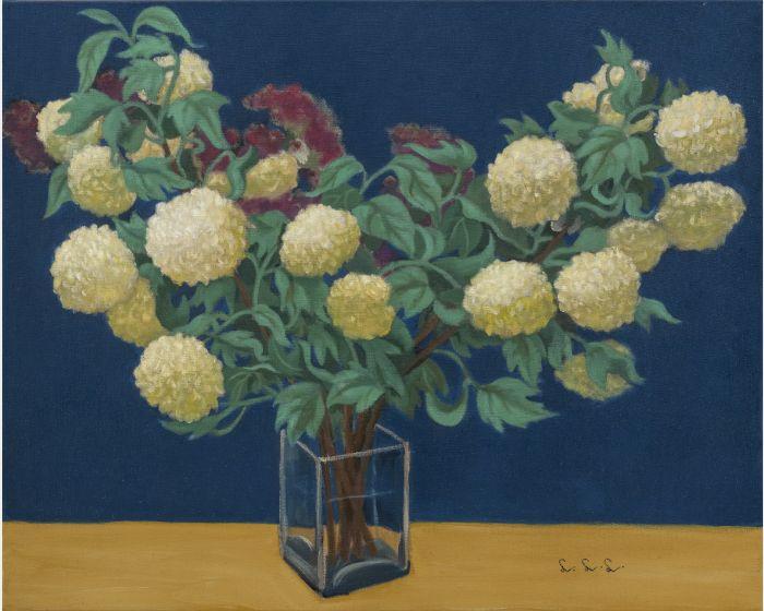 林麗玲-繡球花