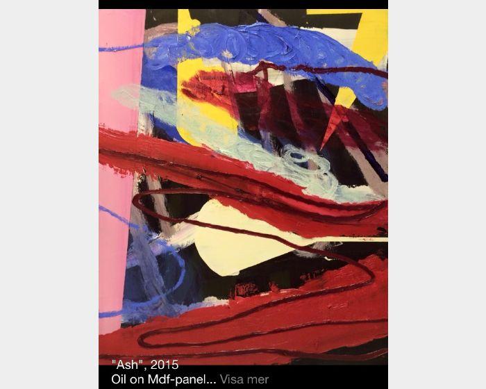 David Myrovold-Ash˙灰燼