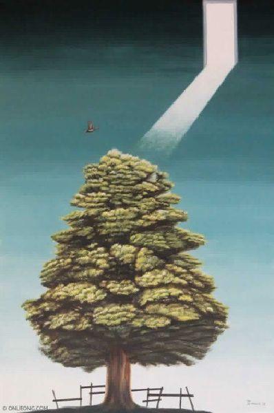 翁樹木(翁笠)-天光