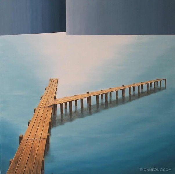 翁樹木(翁笠)-無岸之河