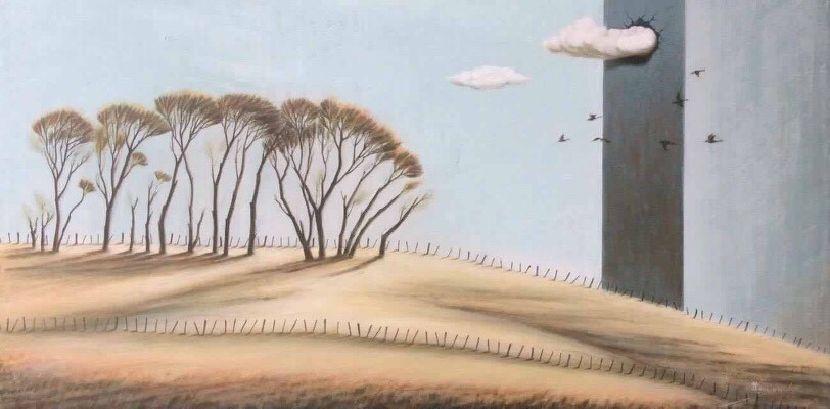 翁樹木(翁笠)-碰撞