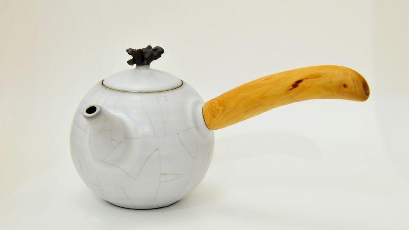 孫福昇-側把壺