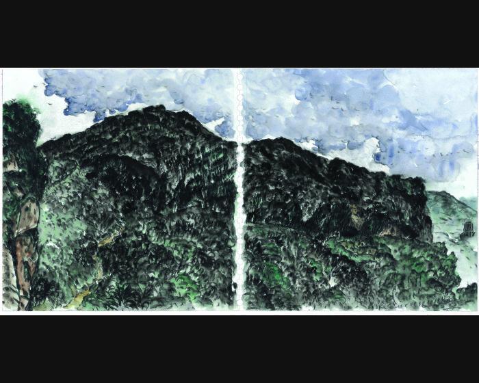 林銓居-頂寮後山