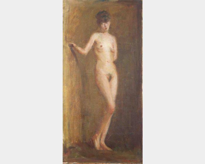 周大集-立姿裸女3
