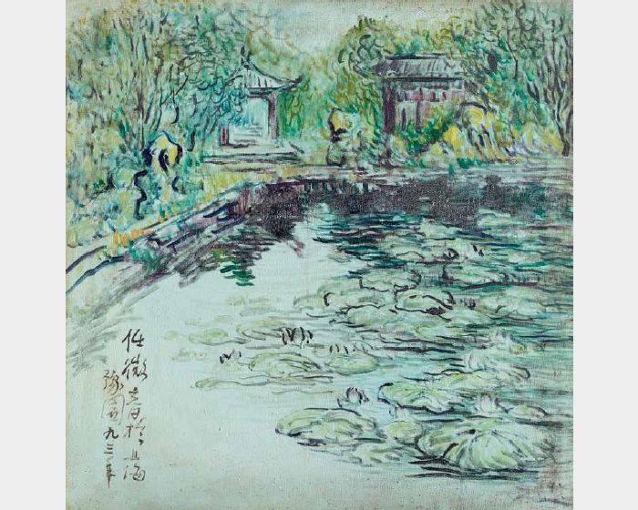 任微音-上海豫園