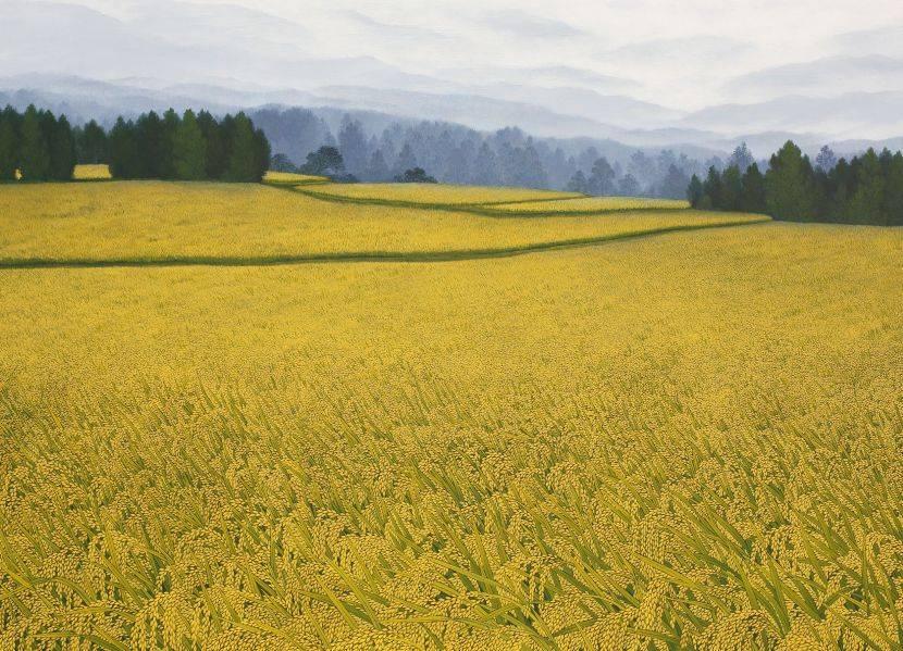 洪江波-田園之春
