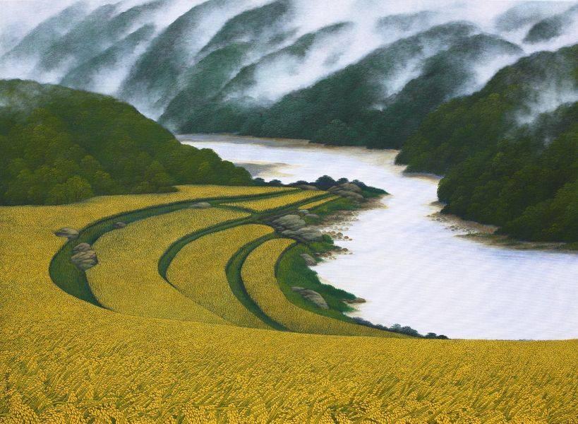 洪江波-水之源