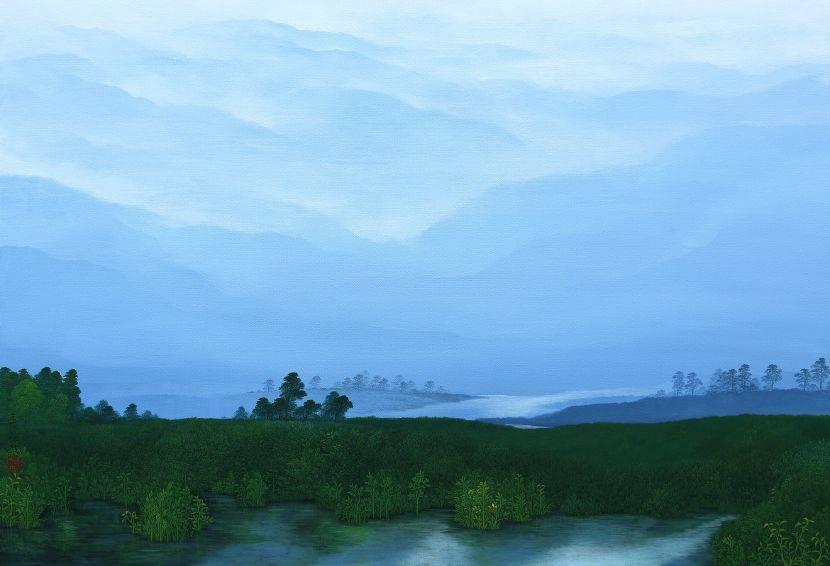 洪江波-故鄉的天空