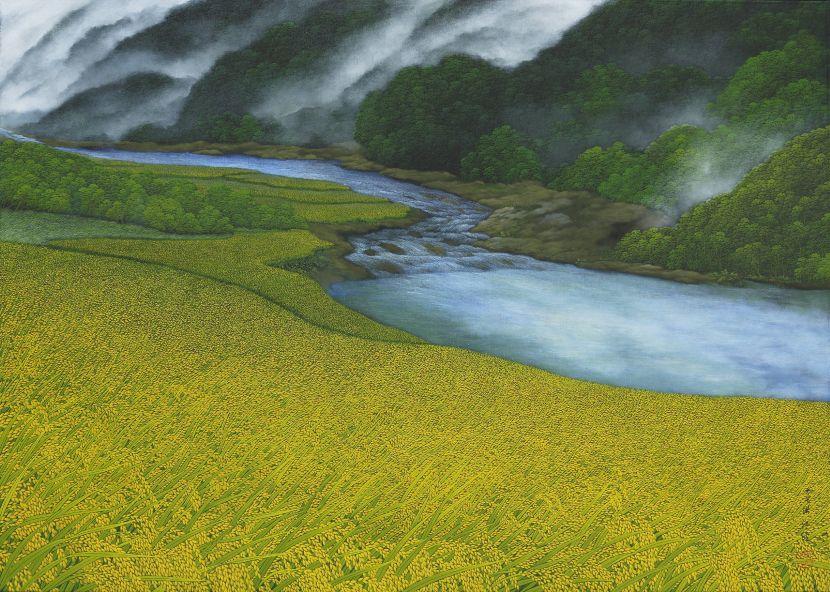 洪江波-山溪豐禾