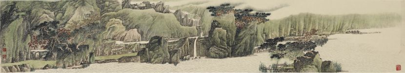 洪平濤-江上清風